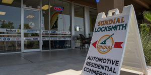 sundial locksmith shop in tempe az