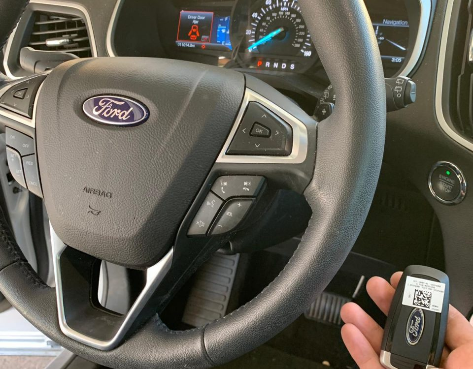 Automotive smart key services