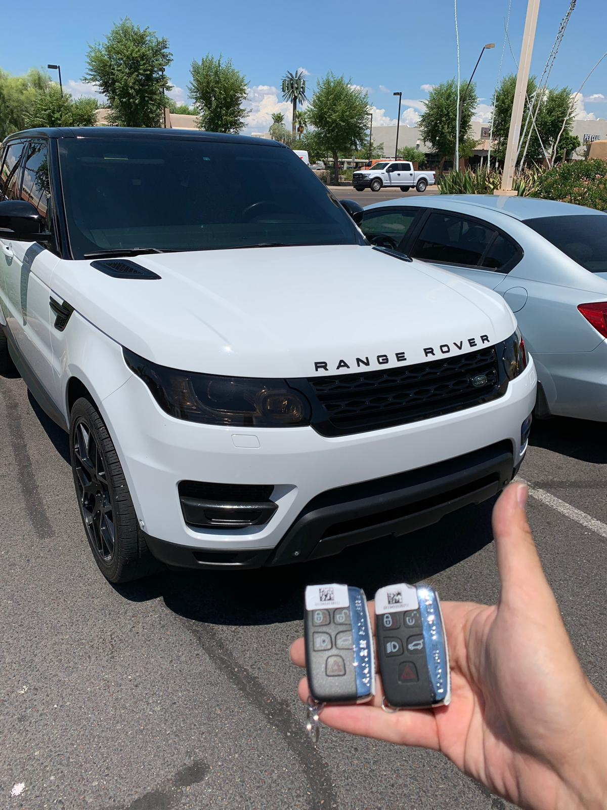 land rover key fob replacement near me