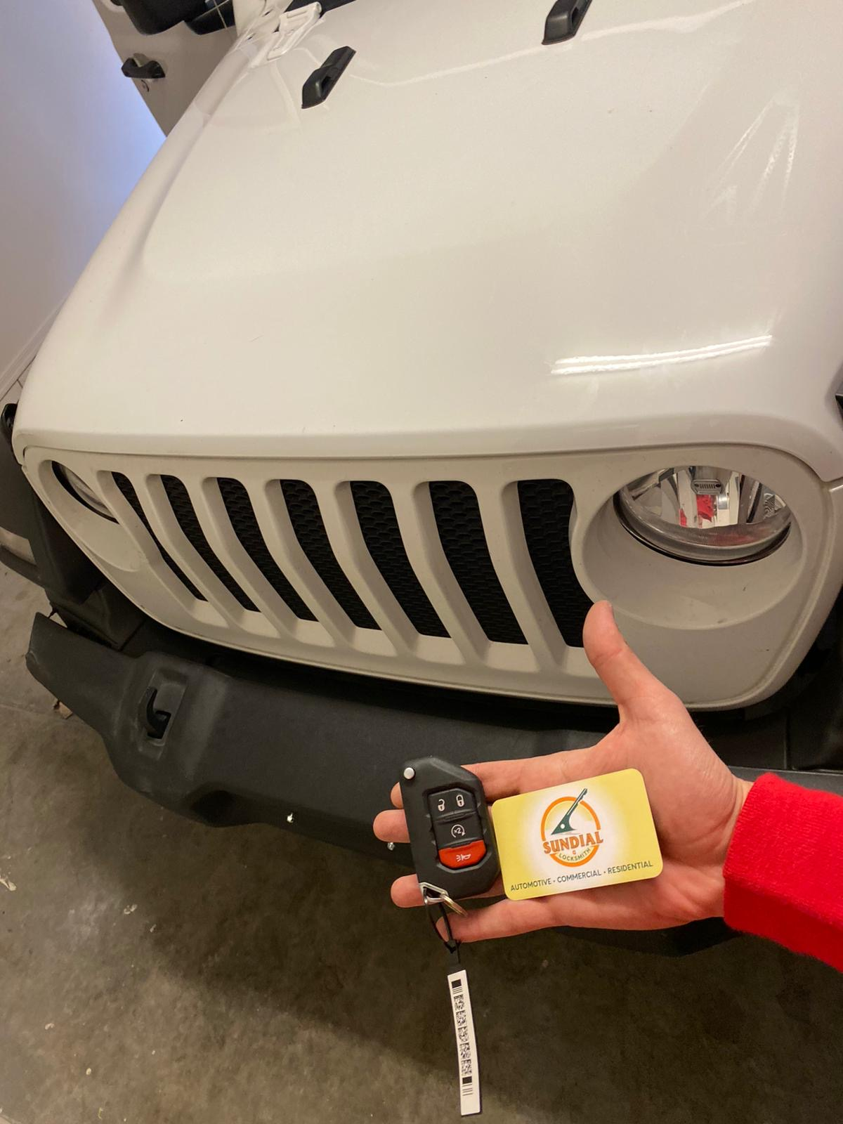 jeep key replacement near me